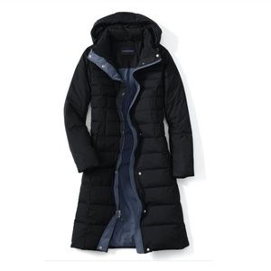 Lands End NEW WITH TAGS Winter Down Coat